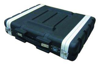 flycase ABS Executive Audio RK ABS 2U