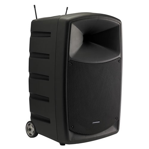 sono portable sur batterie Audiophony CR12A-COMBO