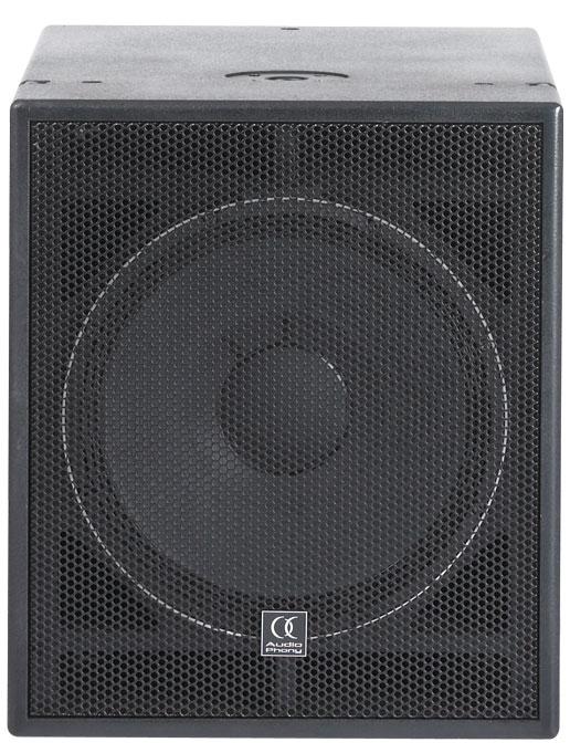 Audiophony - CURVE-18SB