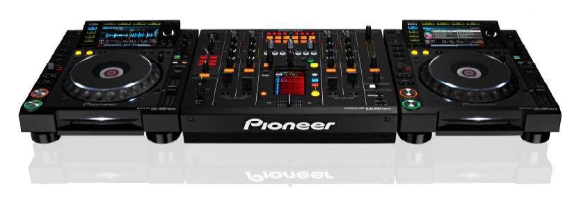 Pioneer djm 2000 nexus table de mixage dj pioneer - Table de mixage pioneer djm 2000 ...