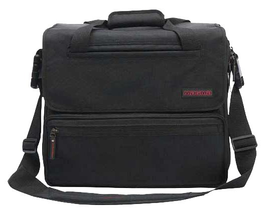 Magma Bags - Courier Bag Black/Red
