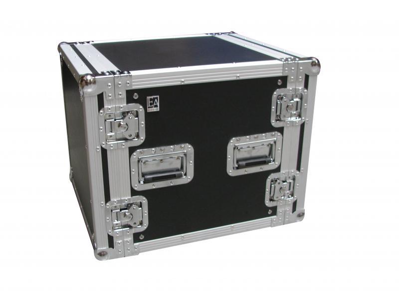 Flight Case 10U Executive Audio RK 10 U
