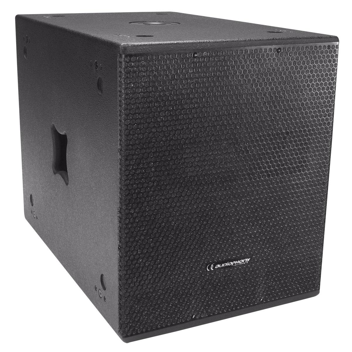 Audiophony - SUB115-AMP